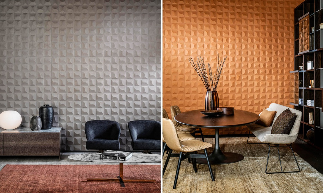 Parquet | 3D wallcovering Spectra | Collections | Arte ...