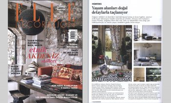 Elle Decoration / Turkey