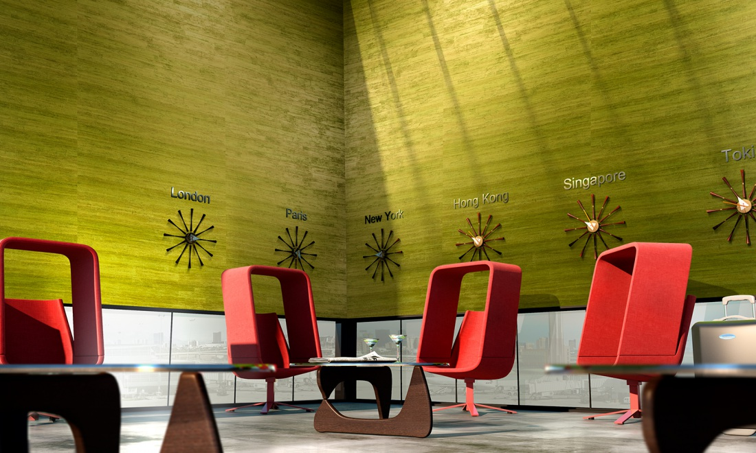 Macau | Macau contract wallcovering | Arte Contract | Collections | Arte wallcovering