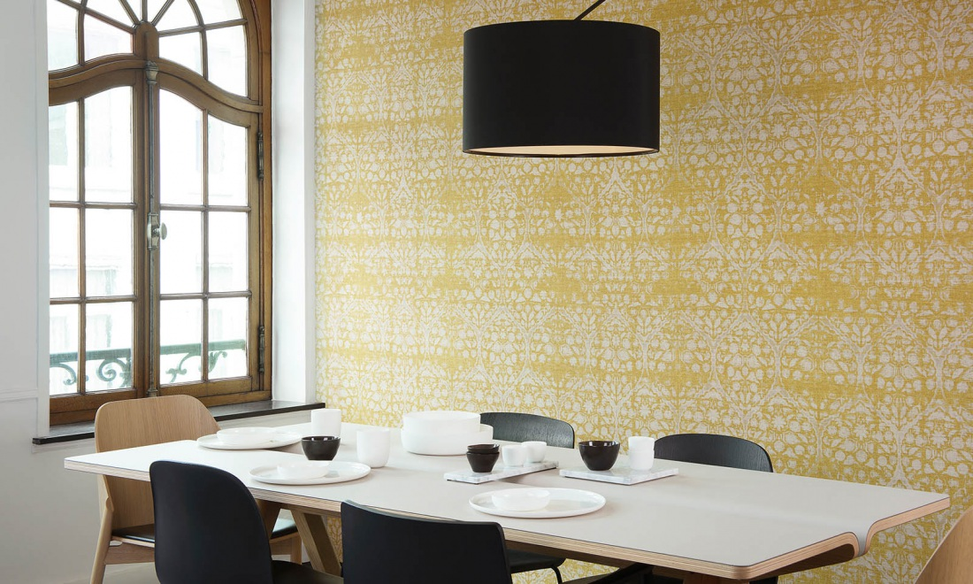 Scent | Signature, wallpaper with a linen look | Collections | Arte ...