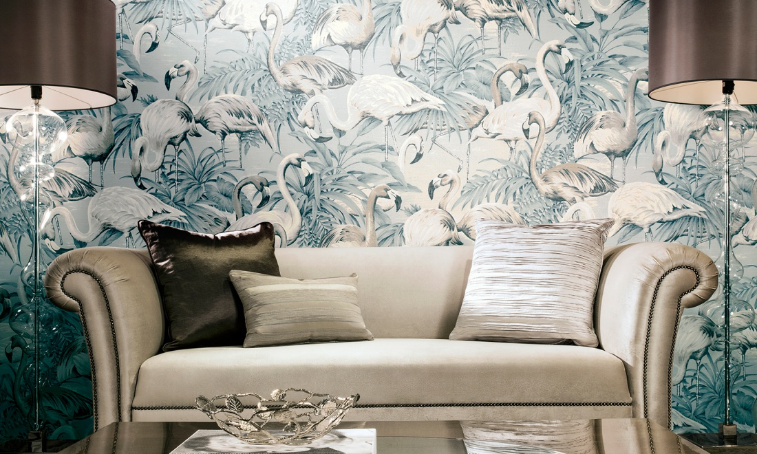 Avalon Wallpaper Inspired By Natural Patterns And Materials