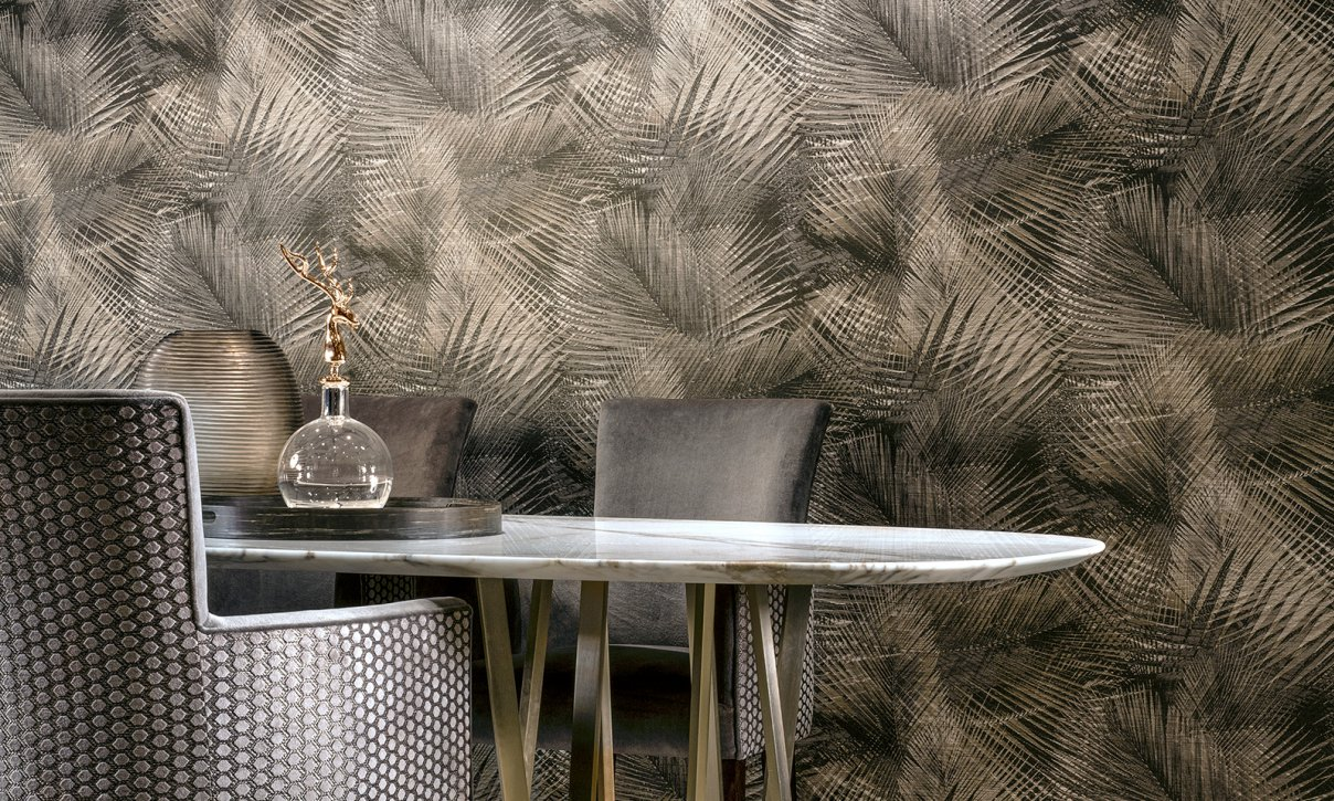 Shield Avalon Wallpaper Inspired By Natural Patterns And