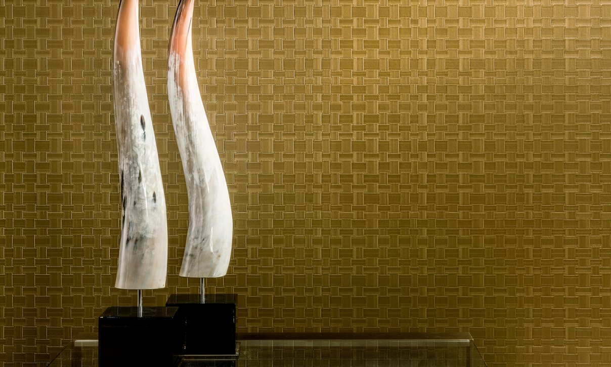 Weave | Avalon wallpaper, inspired by natural patterns and materials ...