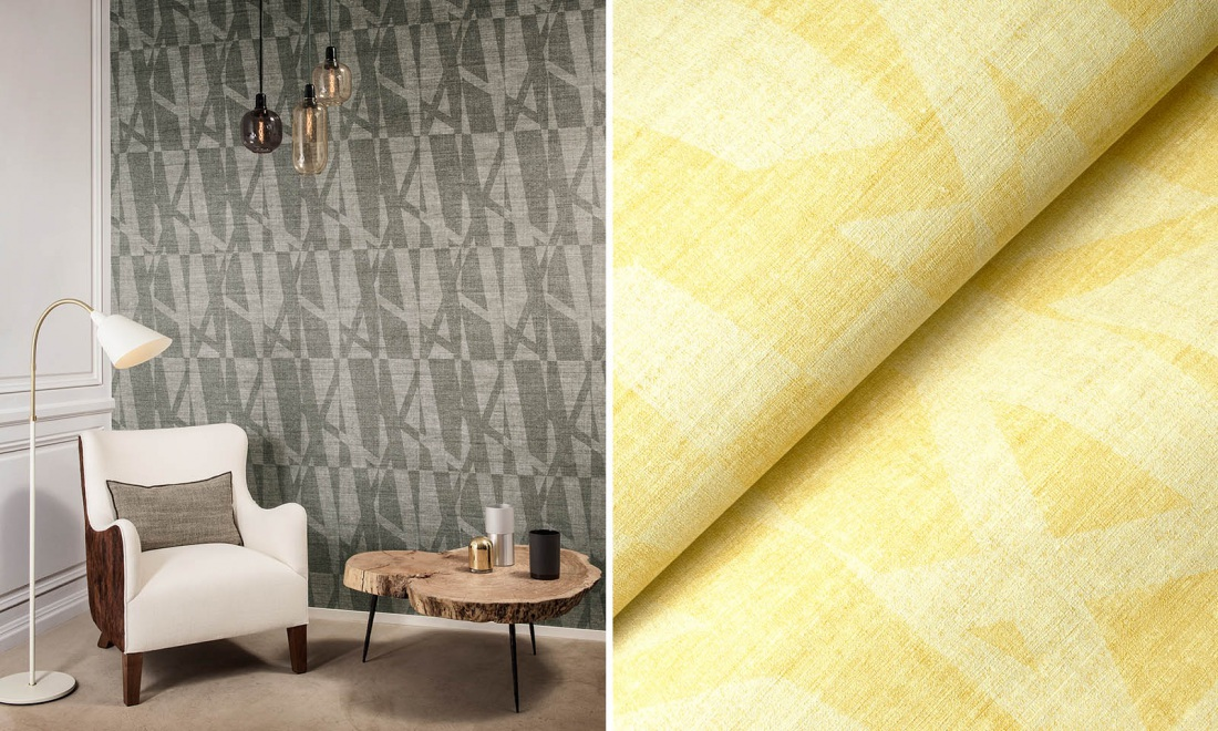 Signature, wallpaper with a linen look | Collections | Arte wallcovering